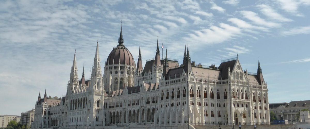 Parlament - Budapesta