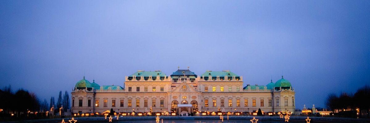 Viena-Schonbrunn
