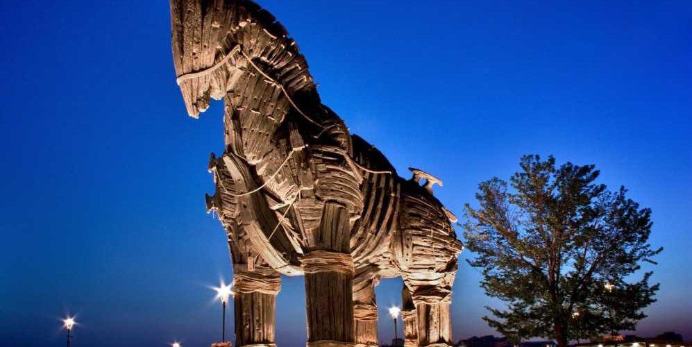 Calul troian - sejur kusadasi 2017