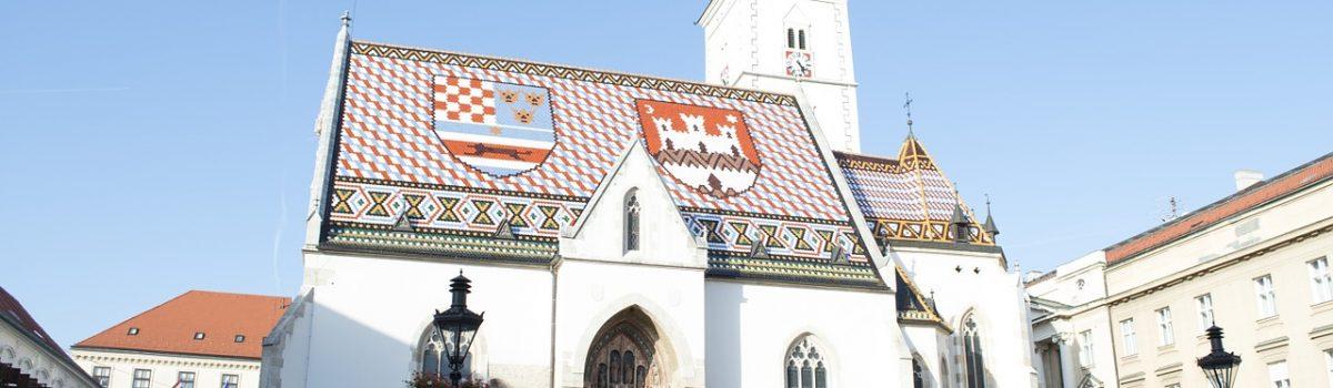 Sejur Croatia Istria Zagreb Catedrala